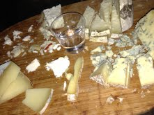 Cheese and mezcal oh my!