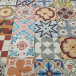 Yucatecan tile floors