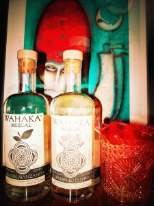 Two limited edition mezcales new from Wahaka the fall of 2014. The Espadín Manzanita and Espadín Botaniko.