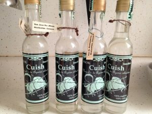 Cuish mini-bottles