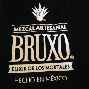 Bruxo gets into the T-shirt trade.