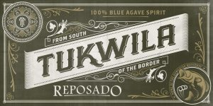 The label of Westland Distillery's Tukwila reposado.