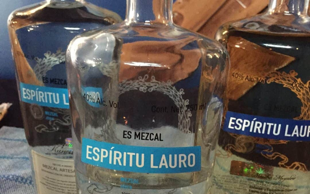 Espíritu Lauro tasting notes