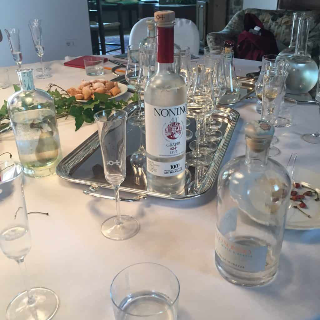 Grappa's popularity in Europe augers well for mezcal.
