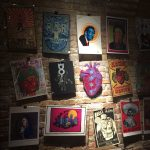 Pilsen Outpost brought a great seleciton of prints form their gallery