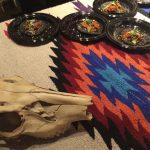 Birrieria Zaragoza and their squid ink tostada and tripe