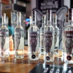 The Noble Coyote Mezcal line up