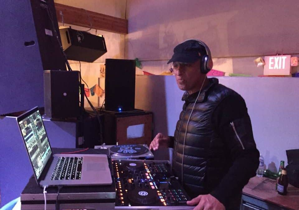 In loving memory – Edgardo Santamaria Ortiz, DJ EKG