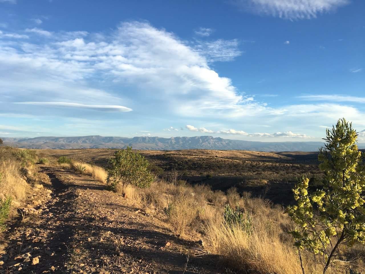 The Durango landscape