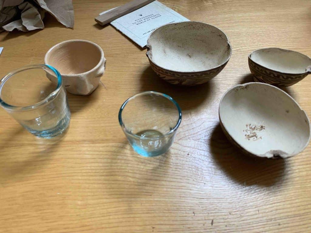 Mezcal cups