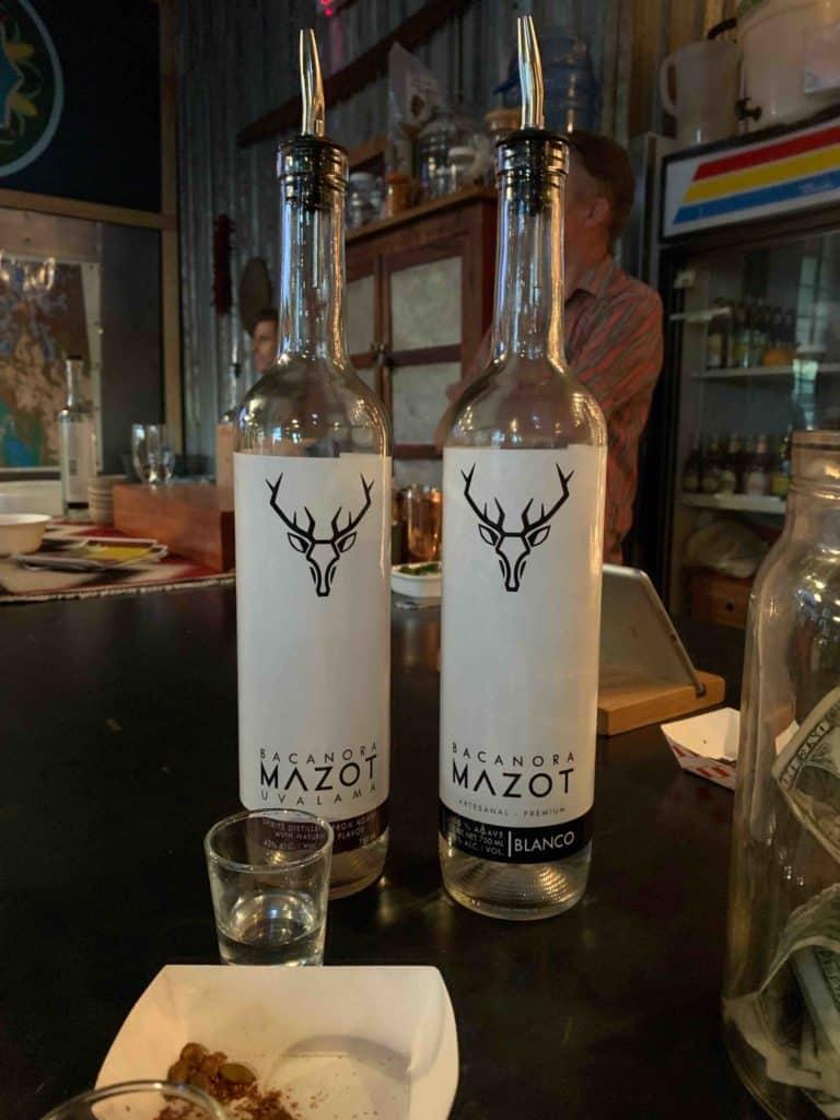 Mazot bacanora
