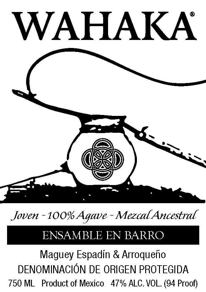 Wahaka Ensemble en Barro label