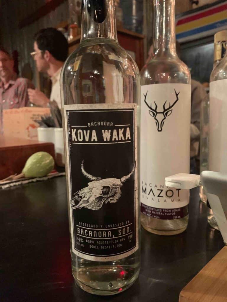 Kova Waka and Mazot