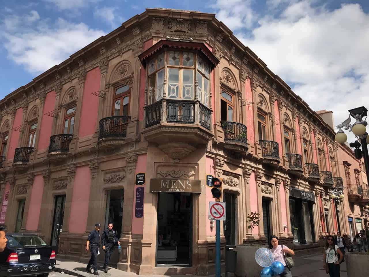 San Luis Potosi Centro