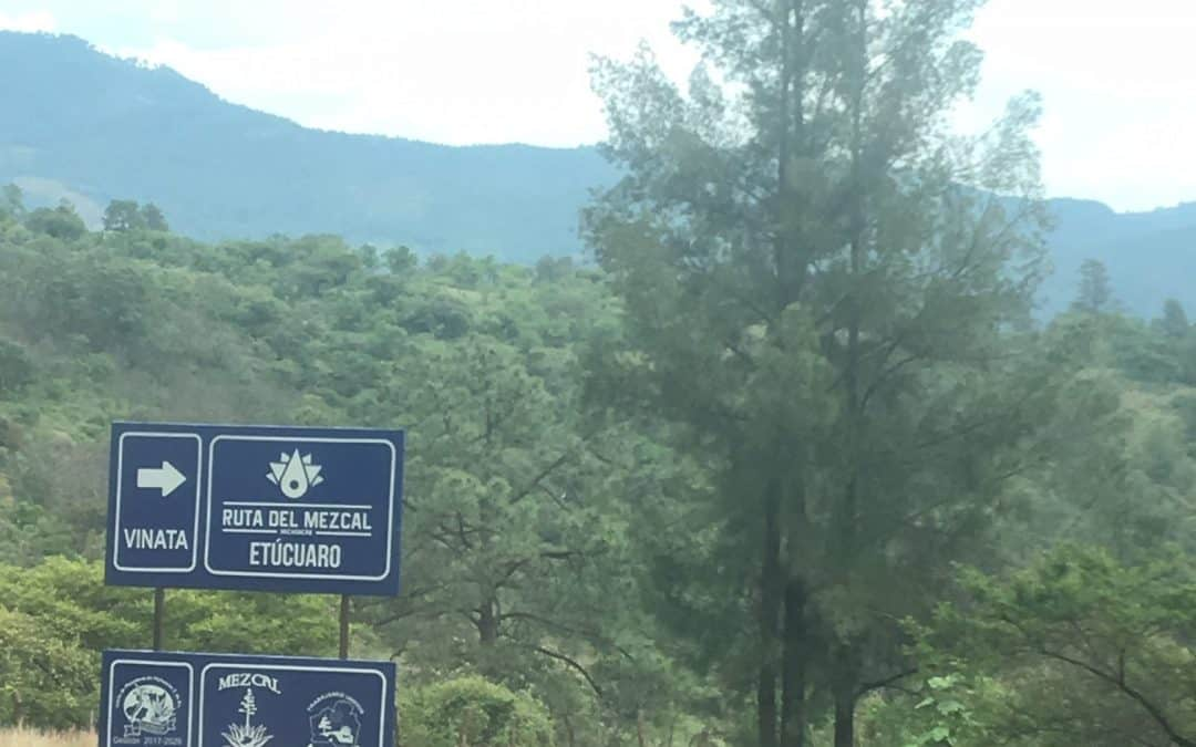 What's In A Sign: Michoacan's Ruta De Mezcal Is Taking Off