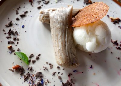 Tamales de Leche Lu Cocina