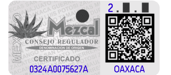 Why is there a QR Code on my bottle of mezcal?