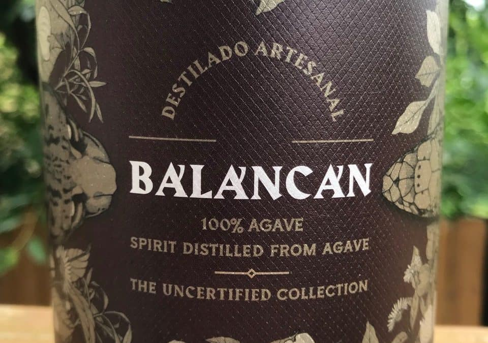 Balancan Destilado Artesanal tasting notes