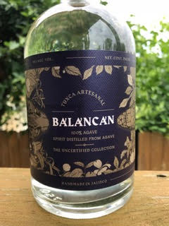Balancan Tuxca Artesanal tasting notes