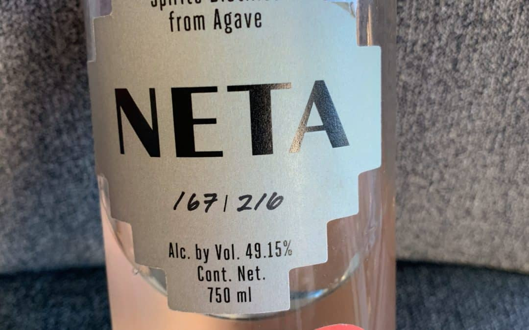 Neta Espadin tasting notes