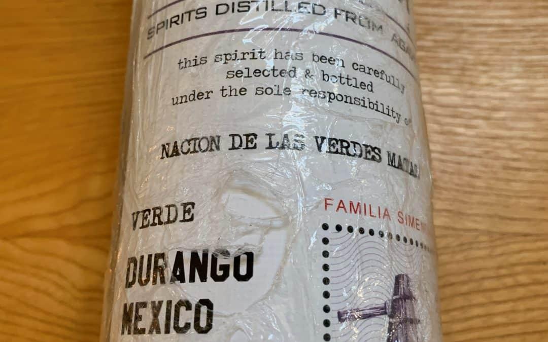 Nación de las Verdes Matas Familia Simental Tasting Notes