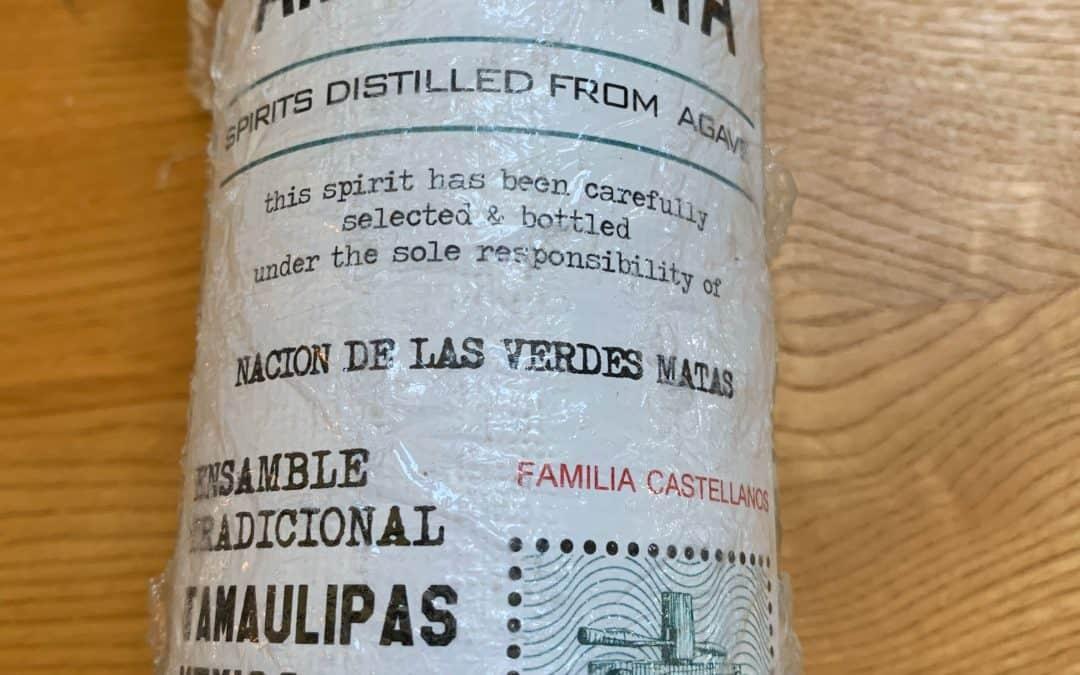 Nación de las Verdes Matas Familia Castellanos Tasting Notes