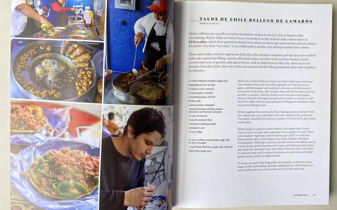 Quarantine Cookbook Series Part 1: Made in Mexico